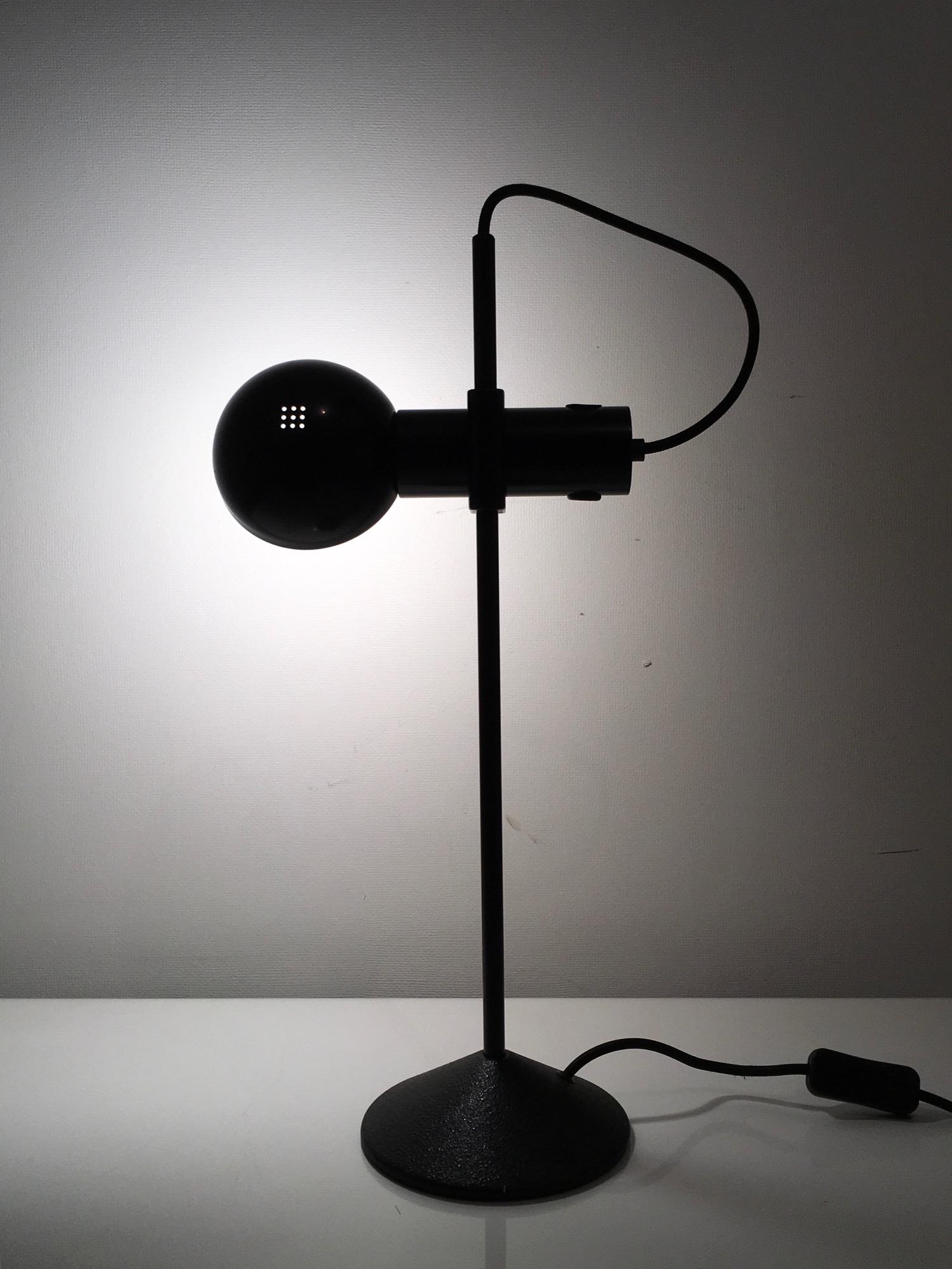 lampe de travail luce elettrica. Black Bedroom Furniture Sets. Home Design Ideas